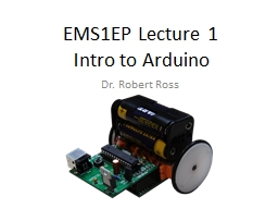 EMS1EP Lecture 1