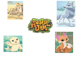 Animal jam gifts PowerPoint PPT Presentation