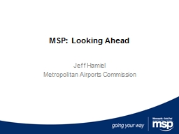The Metropolitan Airports Commission