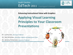 Enhancing Instructional Value with