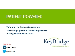 Patient Powered