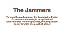 The Weed Jammer