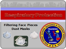 Filtering Face Pieces PowerPoint PPT Presentation