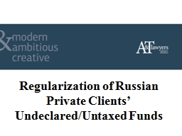 Regularization of Russian Private PowerPoint Presentation, PPT - DocSlides