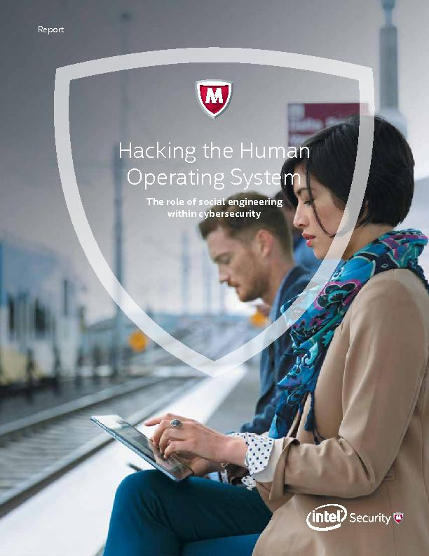 Hacking the Human Operating SystemThe role of social engineering withi PowerPoint PPT Presentation