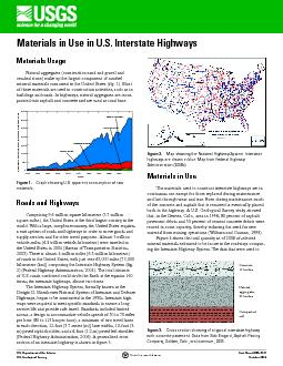 Materials in Use in U.S. Interstate Highways