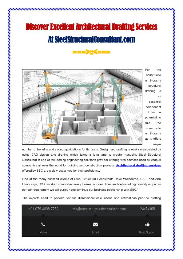 Discover Excellent Architectural Drafting Services PowerPoint PPT Presentation