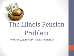 The Illinois Pension Problem