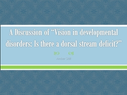 The Two Stream Model PowerPoint PPT Presentation