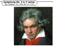 Beethoven's stylistic innovations bridge the Classical and