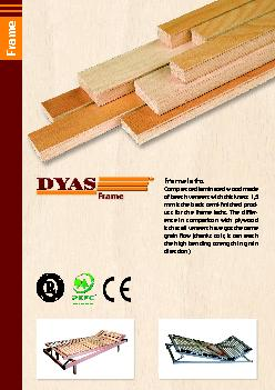 Compressed laminated wood made