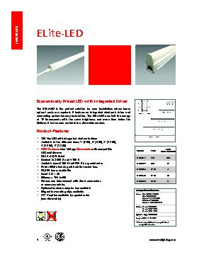 The Most Economical Way To Upgrade fromFluorescent to LEDThe brand new