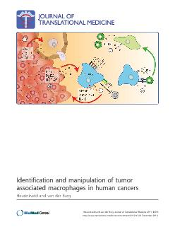 Identificationandmanipulationoftumor