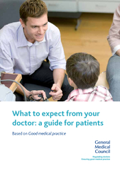 What to expect from your doctor a guide for patients B