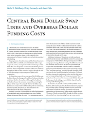 FRBNY Economic Policy Review  May   Central Bank Dolla