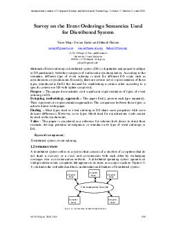 International Journal of Computer Science and Information Technology,