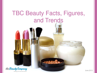 TBC Beauty Facts Figures and Trends June   Beauty stat