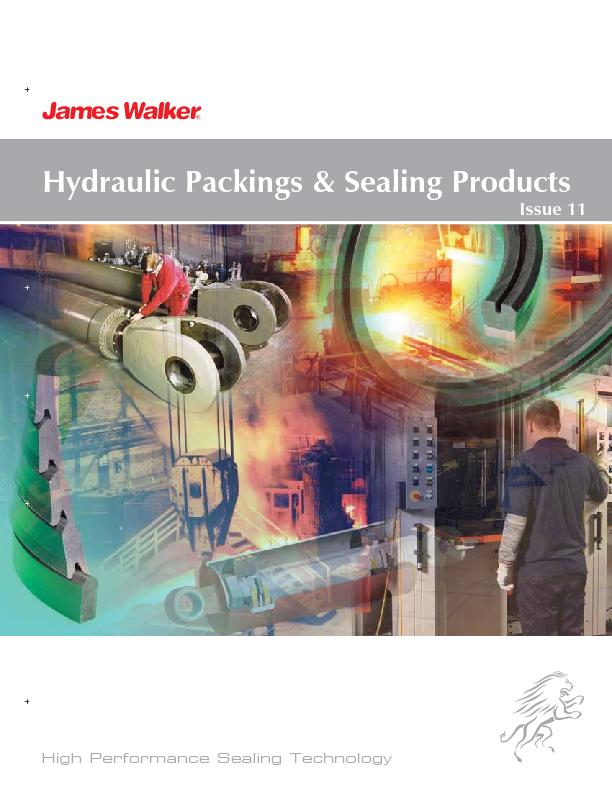 Hydraulic Packings & Sealing ProductsHigh Performance Sealing Technolo