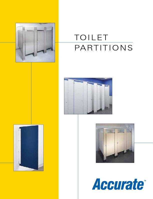 TOILETPARTITIONS
