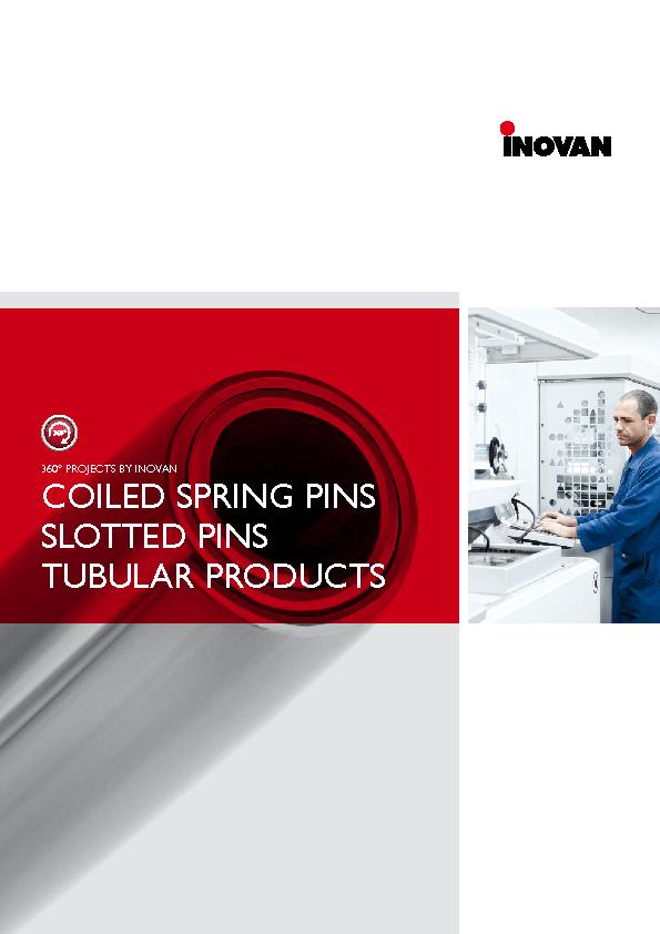 SLOTTED PINSTUBULAR PRODUCTS360 PowerPoint PPT Presentation