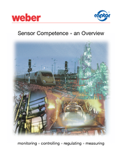 Sensor Competence  an Overview monitoring  controlling