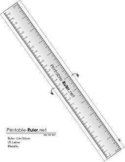 printable ruler pdf make your own metric ruler step print on inkjet or laser 24082