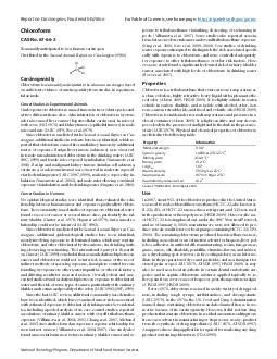 Report on Carcinogens Thirteenth Edition National Toxi