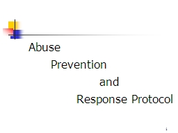 1 Abuse PowerPoint PPT Presentation