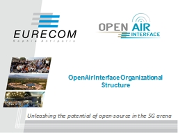 OpenAirInterface PowerPoint PPT Presentation