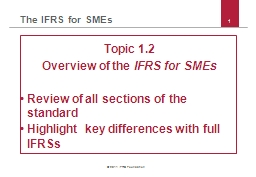 © 2011 IFRS Foundation