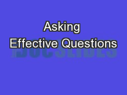 avoid asking questions in a research paper