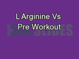 Citrulline and viagra together