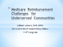 Colleen Leners, DNP, APRN PowerPoint PPT Presentation