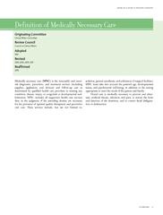 AMERICAN ACADEMY OF PEDIATRIC DENTISTRY DEFINITIONS  O