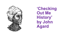'Checking Out Me History