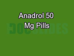 anadrol 50 price in india