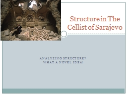 Analyzing Structure? PowerPoint PPT Presentation
