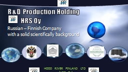 R&D Production Holding