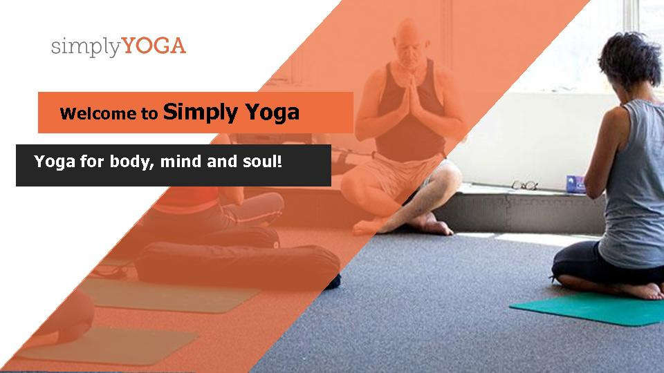 Yoga Course Crows Nest - Simply Yoga