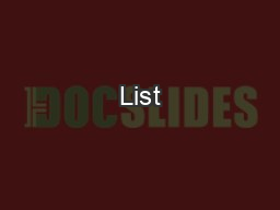 List Of Schedule 2 Drugs Brand And Generic