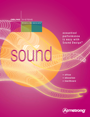 acoustical performance is easy with Sound Desig PGGJDF PowerPoint PPT Presentation
