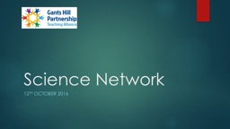 Science Network