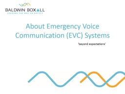 About Emergency Voice