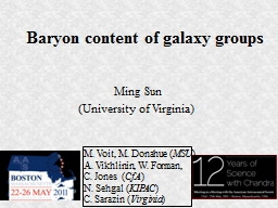 Baryon content of galaxy groups