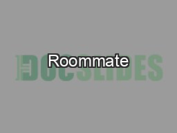 Roommate Finder Services