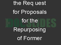 Republic of Cyprus Strategic Investor  Proposal Submission Extension for the Req uest for Proposals for the Repurposing of Former Terminal at Larnaka and or Pafos nternational Airport Due to the incr