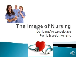The Image of Nursing