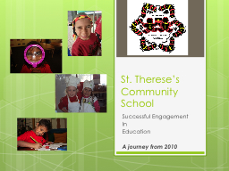 St. Therese's Community School PowerPoint PPT Presentation