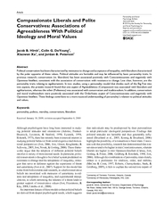 Article Personality and Social Psychology Bulletin