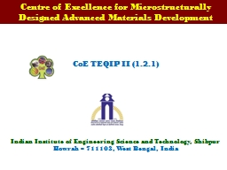 Centre of Excellence for